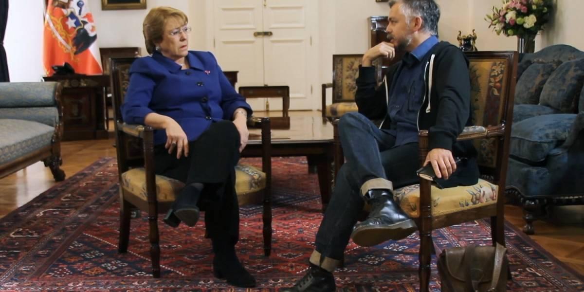 """Jorge Baradit adelanta """"Chile Secreto"""" de CHV:  """"Es importante conocer el lado oscuro de O'Higgins"""""""
