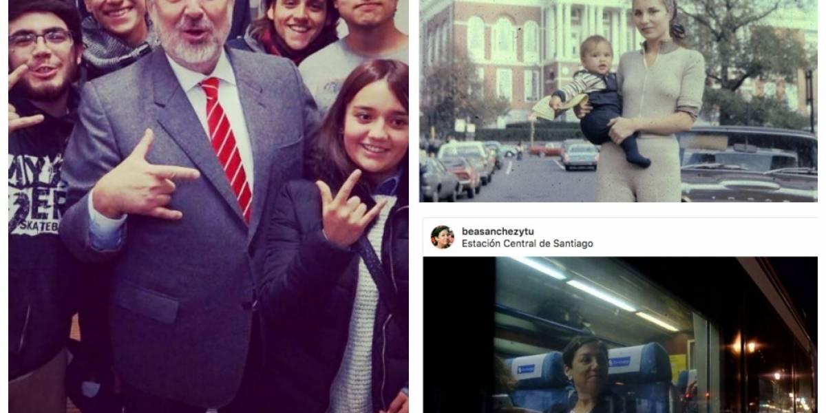 La contienda presidencial también se corre en Instagram