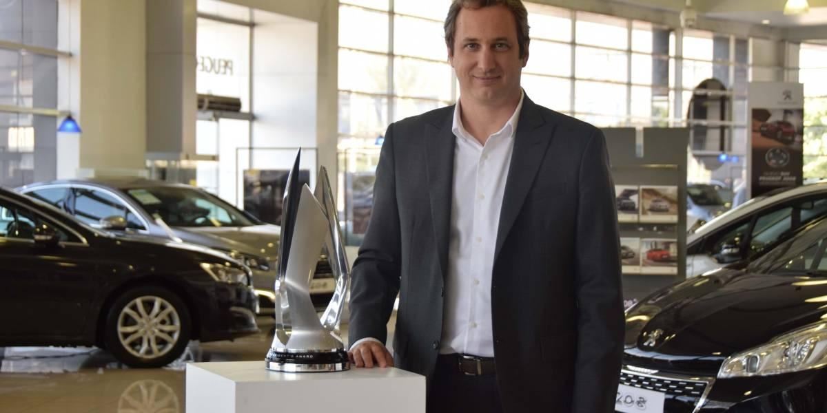Peugeot Chile es premiada como la mejor filial del Grupo PSA a nivel global