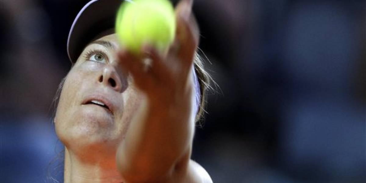 Sharapova jugará fase preliminar de Wimbledon