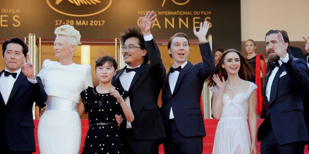 Após polêmica, filme da Netflix estreia em Cannes e é aplaudido