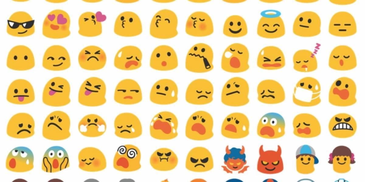 Android se deshará de sus feos emojis