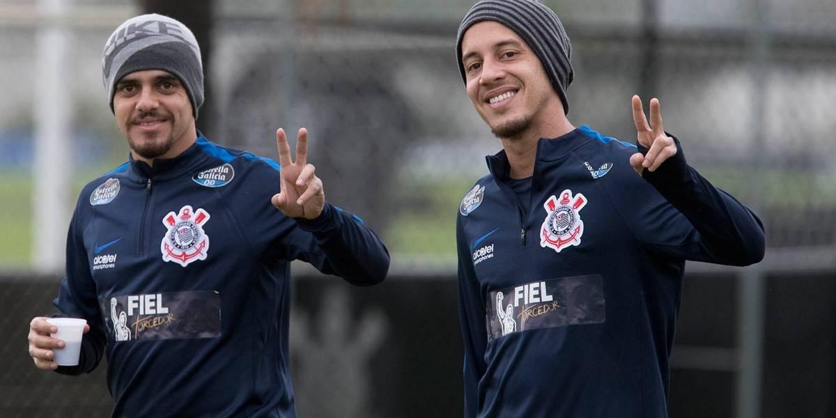Chamado por Tite, Rodriguinho diz viver melhor momento da carreira