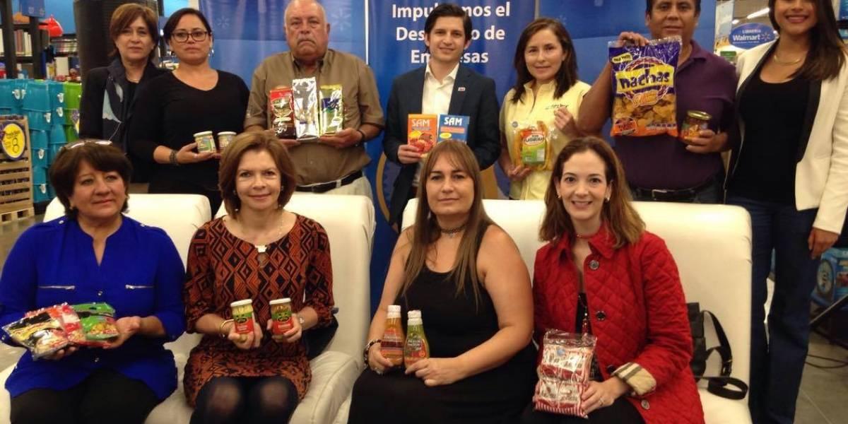 Adquiere productos guatemaltecos en las Ferias Pymes de Walmart