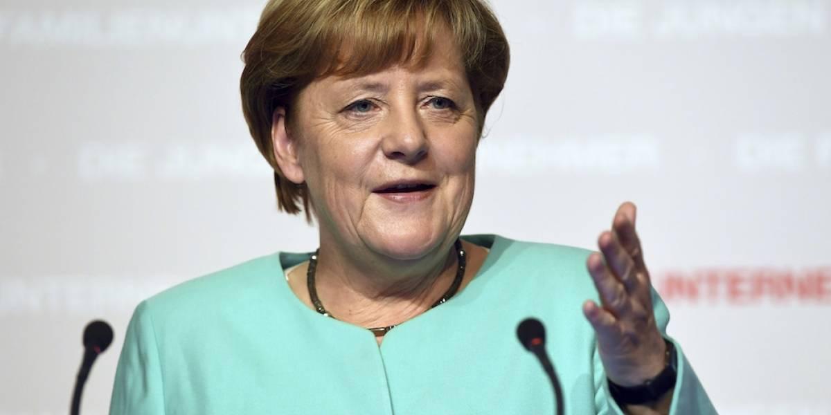 Angela Merkel visitará México la primera quincena de junio