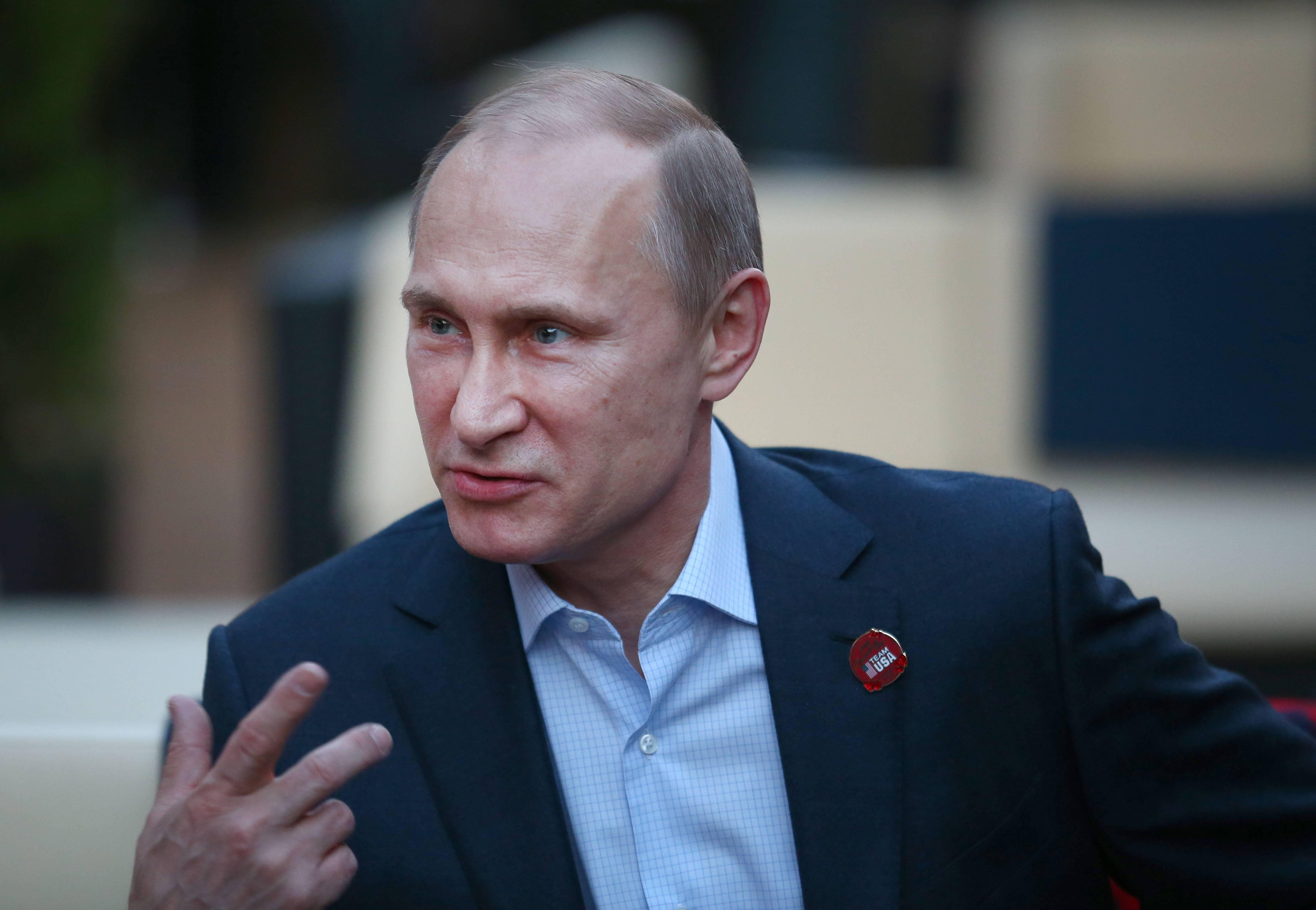 Putin se encargo de dejar secos a todos los multimillonarios rusos que le cuestionaron.