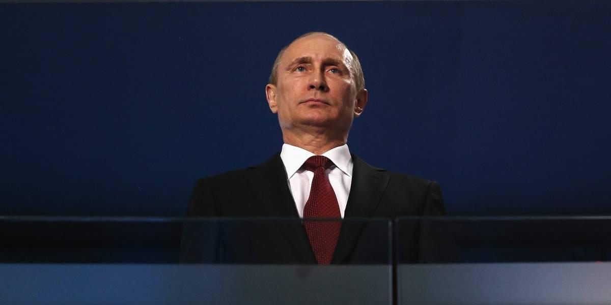 """La biografía de Putin que lo describe como """"un matón"""""""