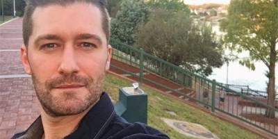 Ator Matthew Morrison, de Glee, anuncia que será pai