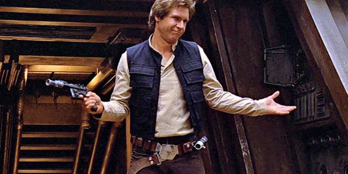 """""""Star Wars"""": Mira las primeras imágenes del nuevo Han Solo"""