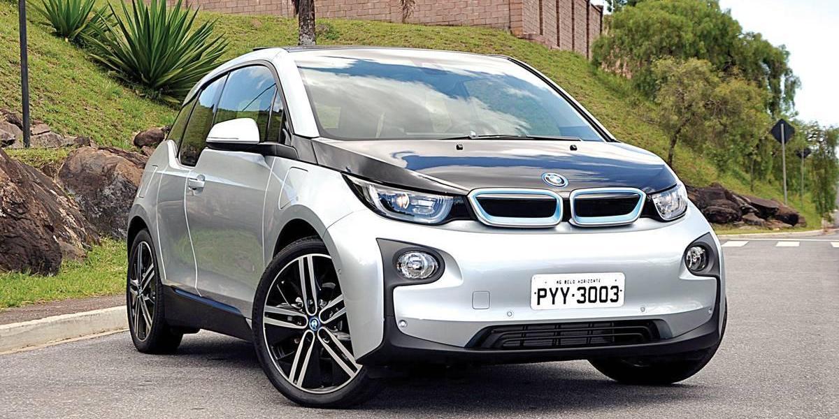 Totalmente elétrico, BMW i3 pode ser carregado em tomadas convencionais
