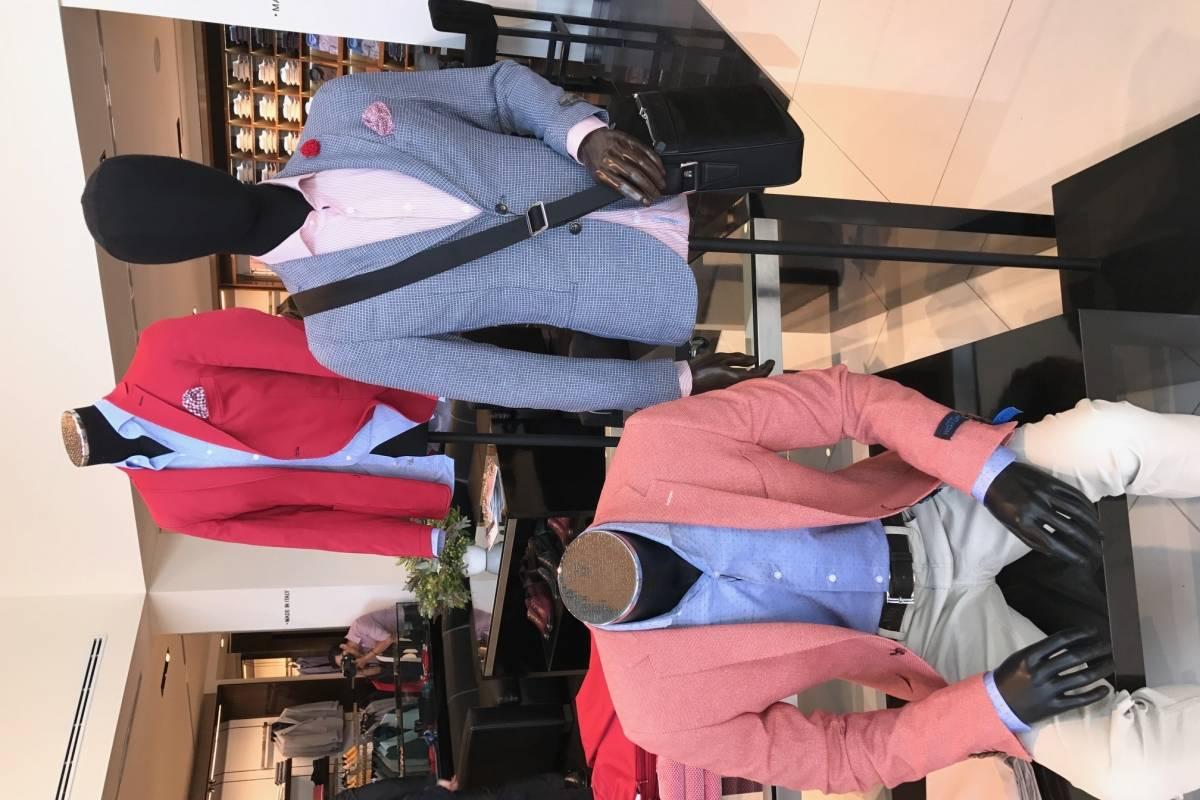 High Life ofrece lo último en marcas de prestigio internacional y lo mejor de la moda de nuestro país. Publimetro