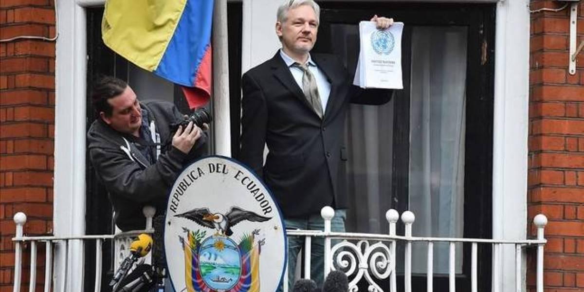 Suecia archiva investigación contra Julian Assange por violación