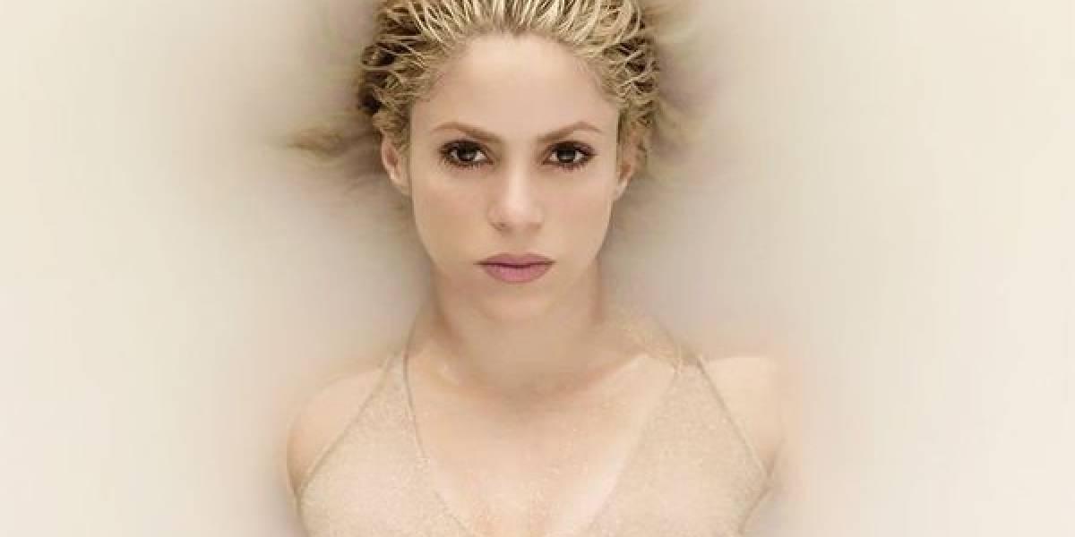 Shakira presenta El Dorado