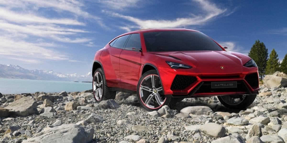 ¿Ya existe el prototipo del primer SUV de Lamborghini?