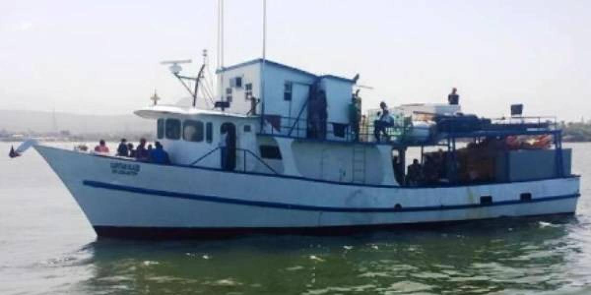 Liberan a 43 pescadores dominicanos retenidos por 72 días en Turcas y Caicos