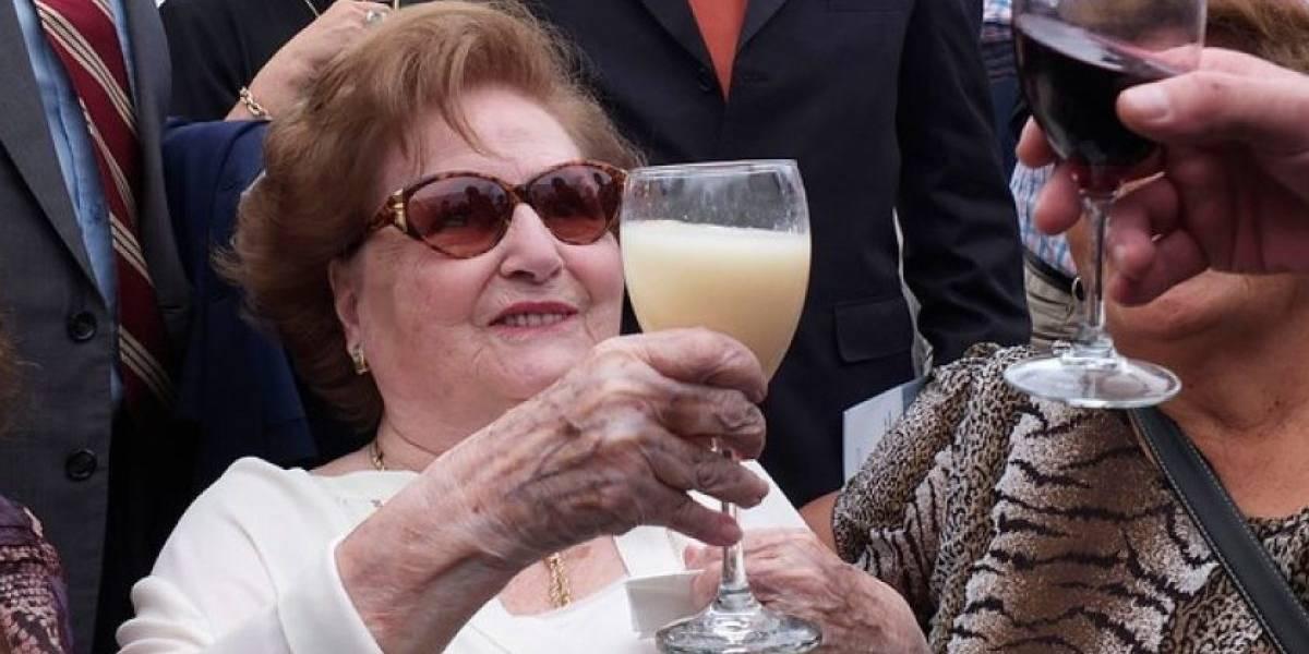"""Van Rysselberghe defiende millonaria pensión a Lucía Hiriart: """"Pinochet trabajó toda su vida"""""""