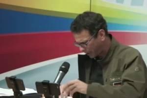 Capriles: hay 50 muertos y 13.000 heridos en protestas en Venezuela