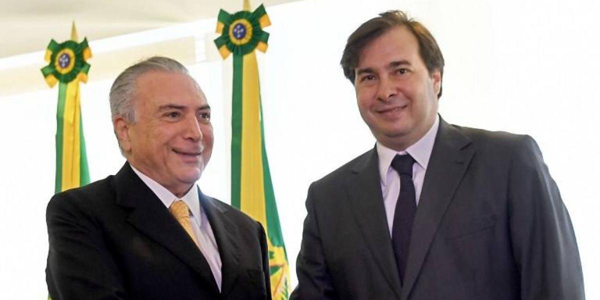 Rodrigo Maia, el chileno que podría ser el próximo presidente de Brasil