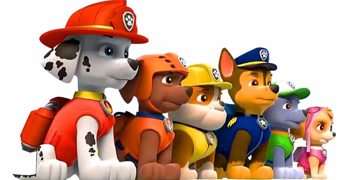 Conoce a los ocho integrantes del equipo Paw Patrol