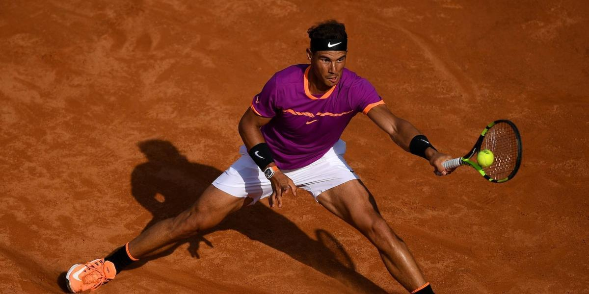 Rafael Nadal se despide de Roma tras sorpresiva derrota