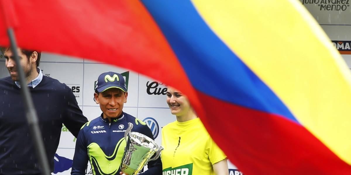 Turno para Nairo, el sábado la montaña del Giro puede favorecer al boyacense
