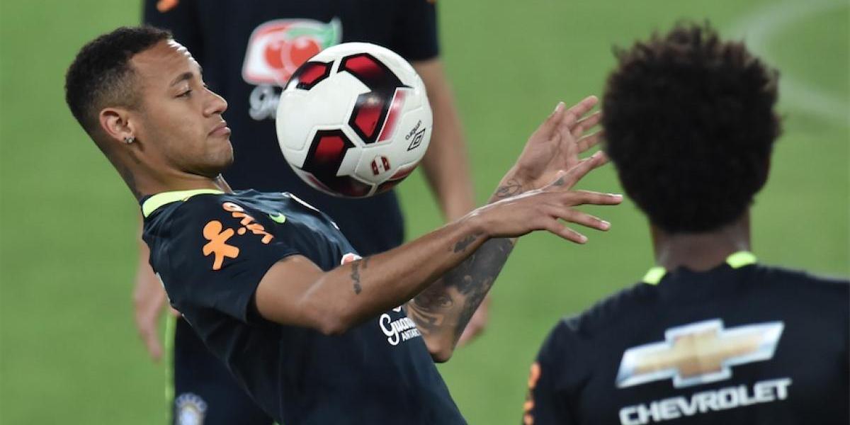 Tite no convocó a Neymar para juego ante Argentina