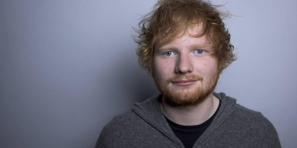 """Ed Sheeran en Chile: """"Me gusta el vino chileno y prefiero el pisco peruano"""""""