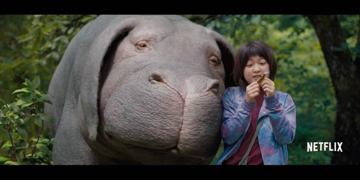 "Abucheos contra Netflix y problemas técnicos al proyectar ""Okja"" en Festival de Cannes"