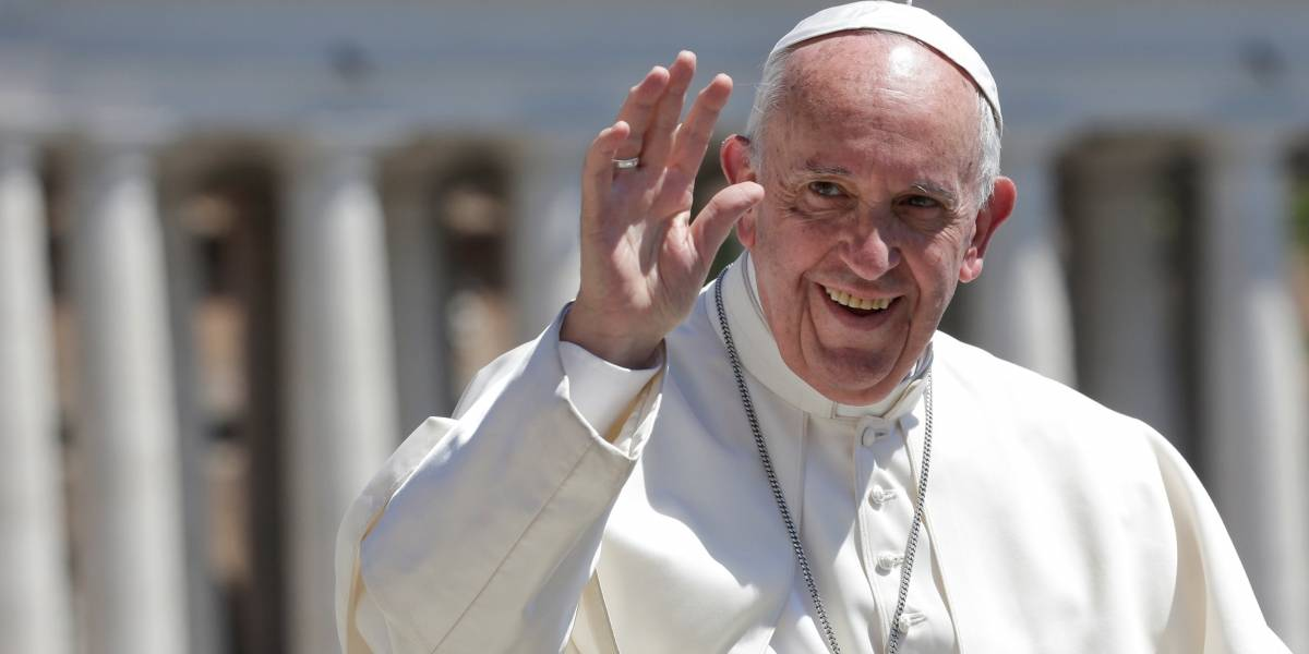 Papa Francisco protagoniza filme sobre sua vida
