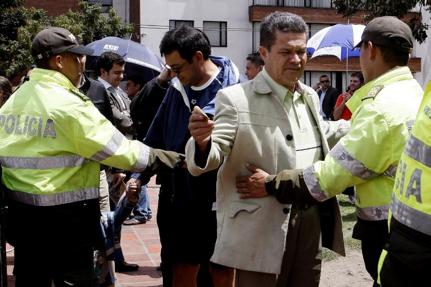 Por su edad, juez deja en libertad a banda de adultos mayores que roban a turistas en Bogotá