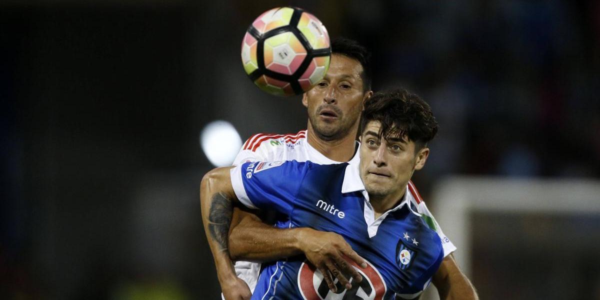 """Ángelo Sagal se deja querer por Colo Colo y la U: """"Los dos son grandes, el que venga bienvenido sea"""""""