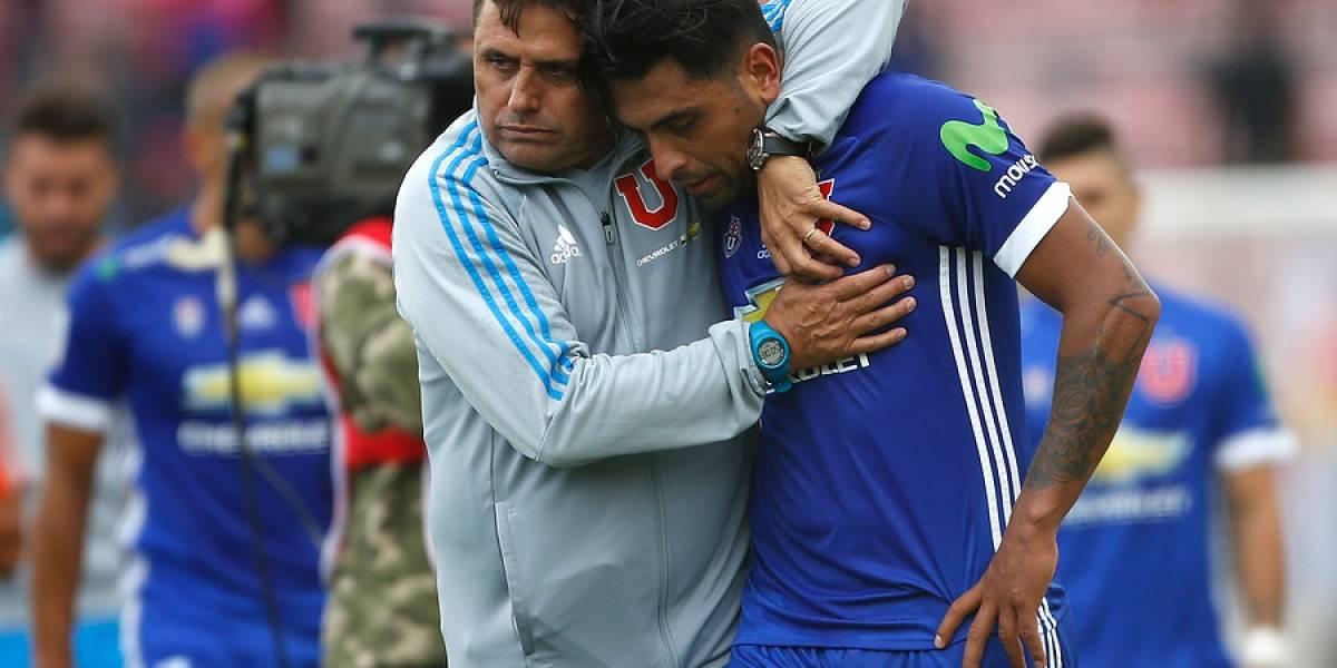 Ángel azul: La figura de Guillermo Hoyos fue trascendental en el renacer de la U campeona