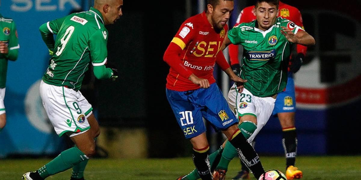 Unión Española y Audax cerraron su participación en el Clausura con agónico empate