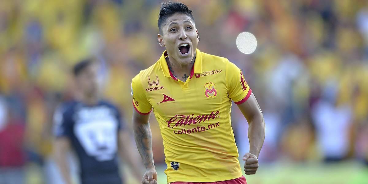 Raúl Ruidíaz está muy cerca de llegar a uno de los clubes capitalinos de la Liga MX