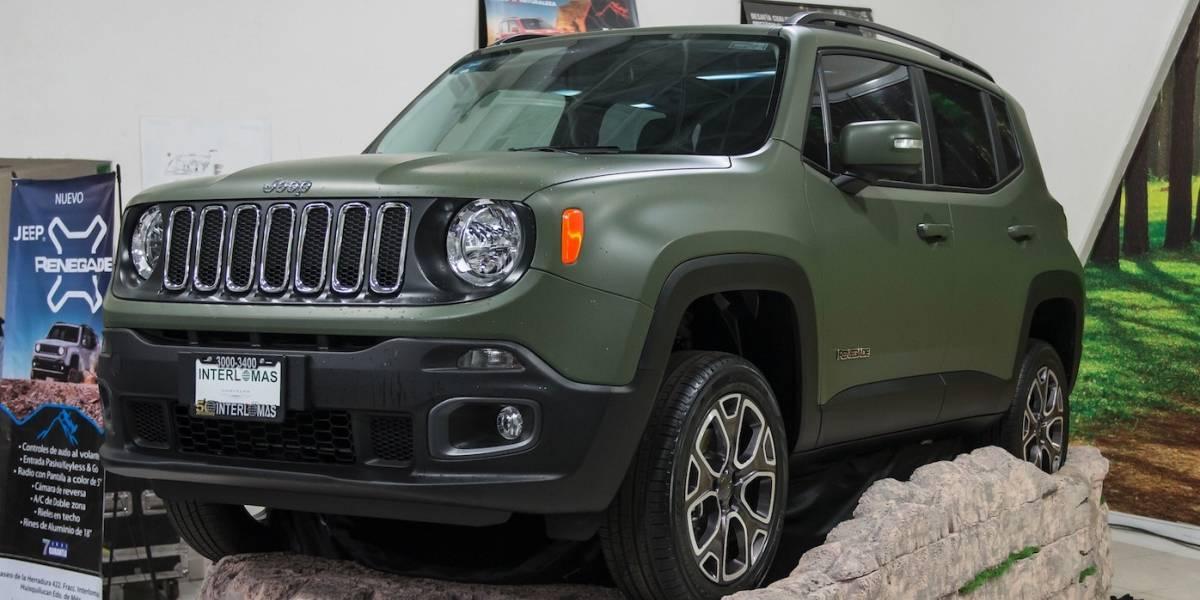 Interlomas Mundo Automotriz presenta la nueva joya de la familia Jeep