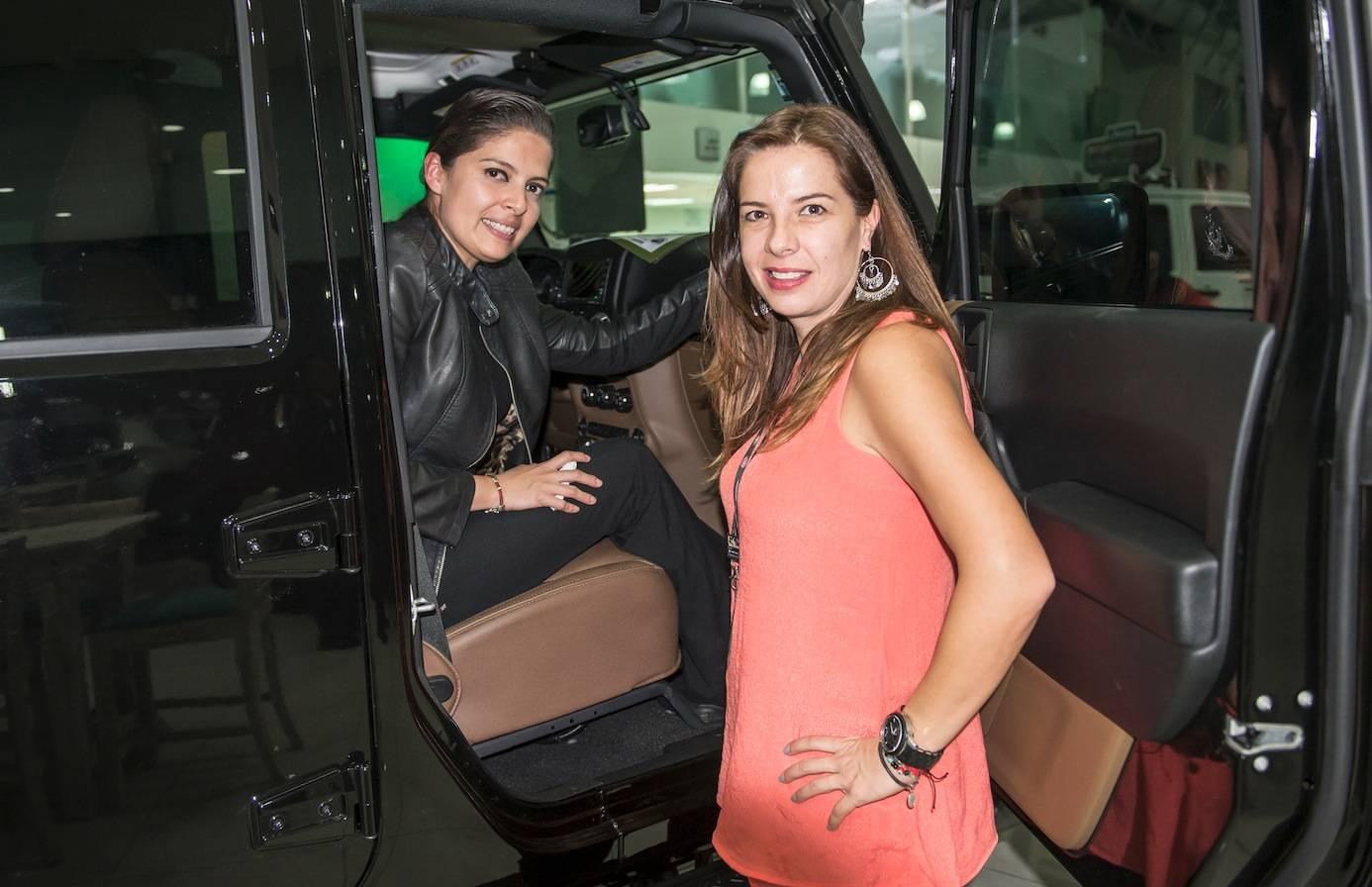 Martha Gaona y Wendy Rowe JDS