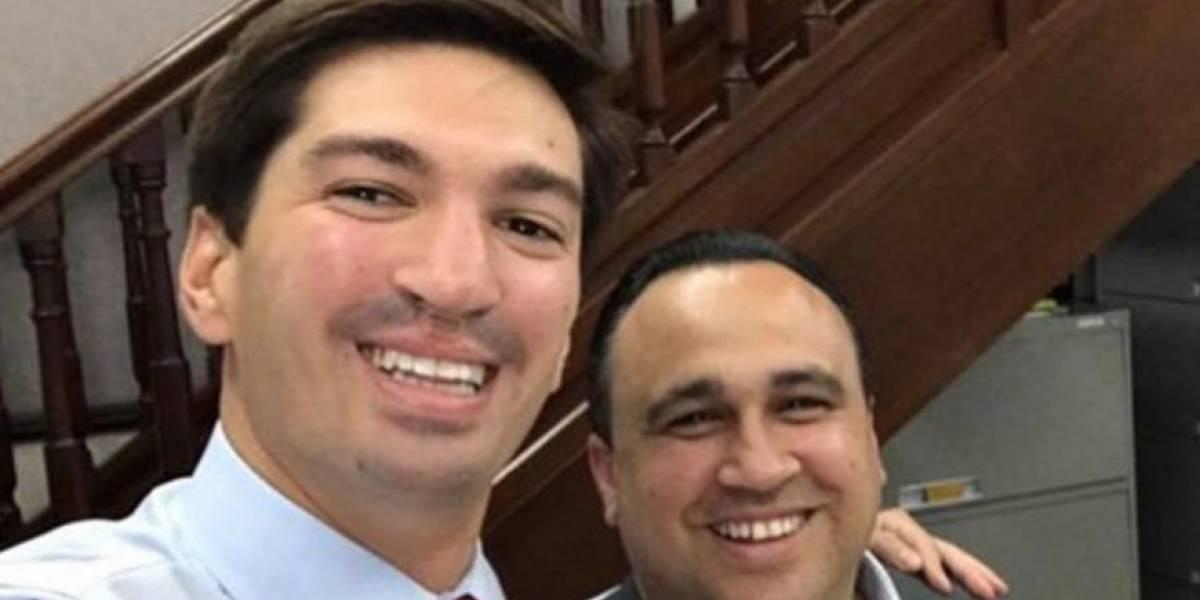 Hijo de exgobernador hace internado con administración Rosselló