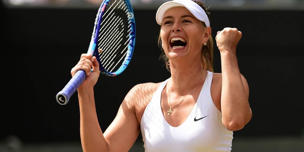 María Sharapova se niega a pedir wild card y jugará eliminatoria para Wimbledon