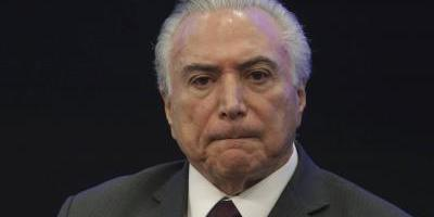 Máximo fiscal de Brasil acusa a presidente de corrupción y obstrucción de justicia