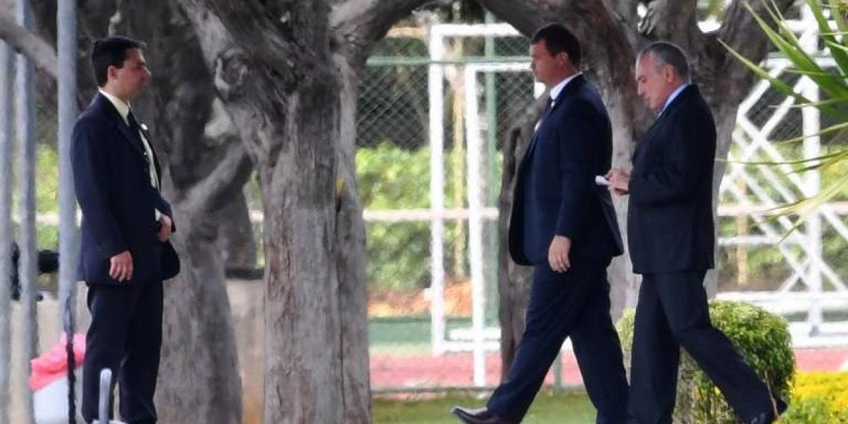Fiscalía de Brasil acusa a Temer de intentar bloquear investigación Lava Jato