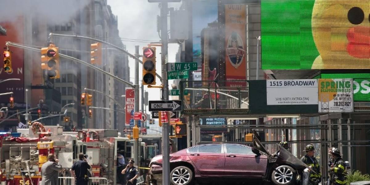 "Atacante de Times Square afirma que ""escuchaba voces"" al momento del atropello"