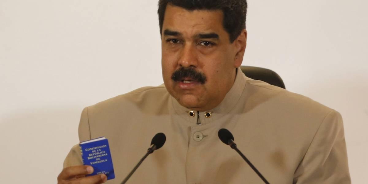 """México se ha convertido en un Estado fallido"": Nicolás Maduro"