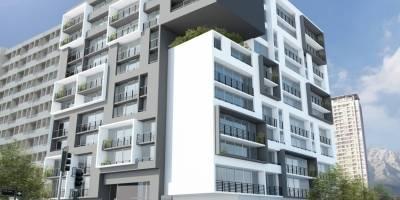 Venta de viviendas nuevas aumentó 46% en Santiago