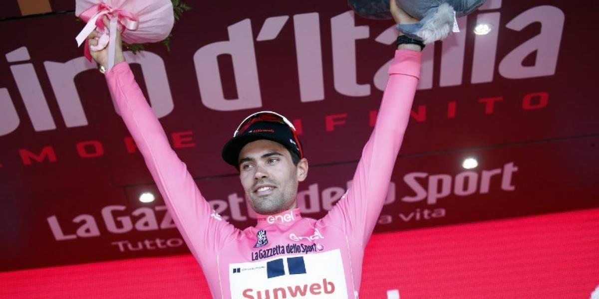 Giro de Italia: Dumoulin sorprende en la montaña y amplía su ventaja frente a Nairo Quintana
