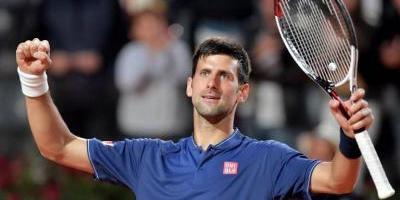 Djokovic destrozó a Thiem y jugará la final de Roma ante el joven Zverev