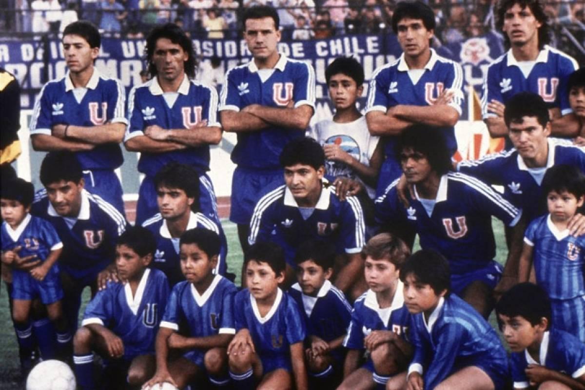 El título menos decoroso lo consiguió el plantel de 1989 al ganar la Segunda División / Internet