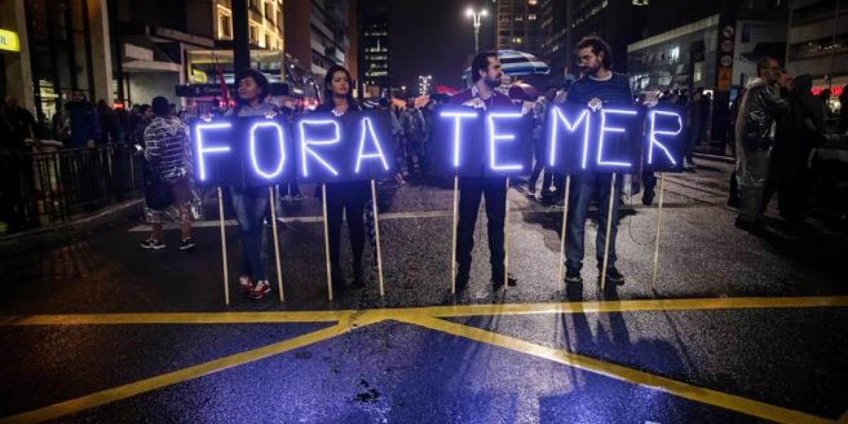 Brasil: entre protestas y negociaciones que pueden decidir el futuro de Temer