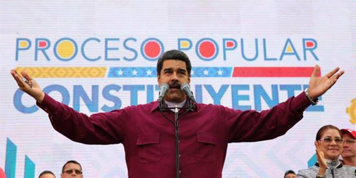 Maduro a Trump: