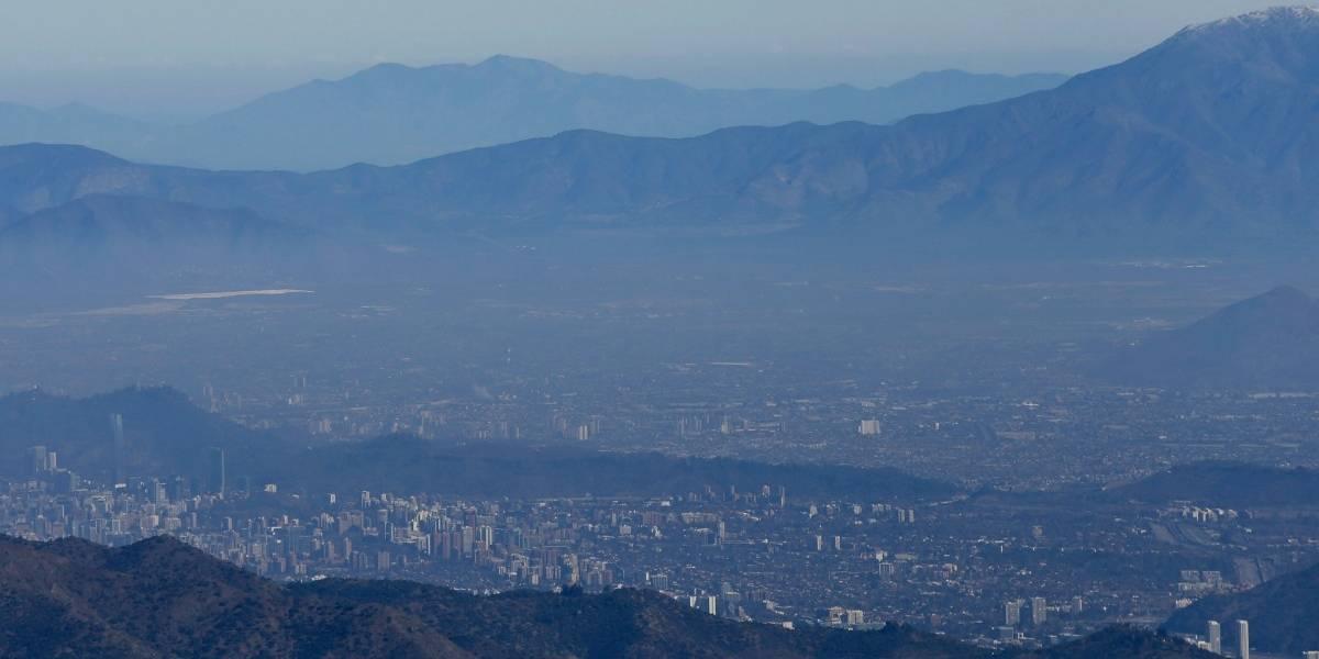 Este domingo habrá Alerta Ambiental en la Región Metropolitana
