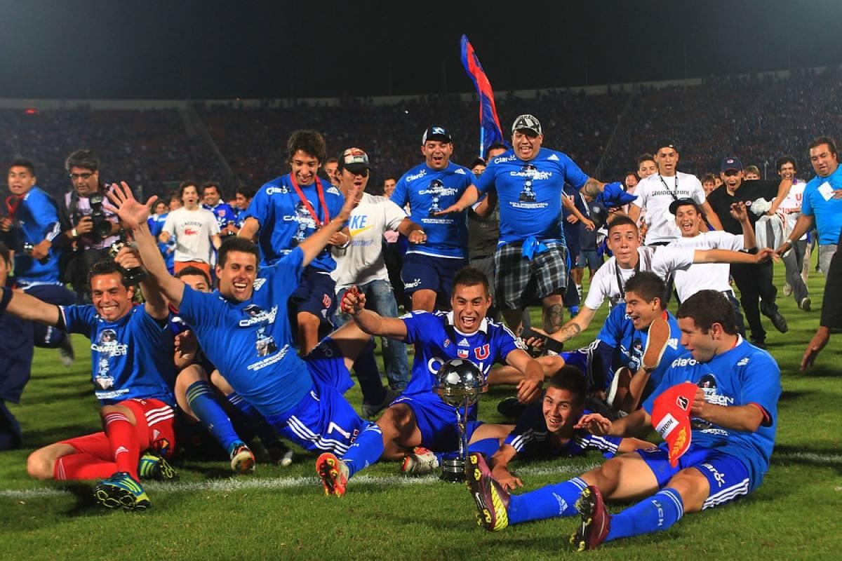 La Copa Sudamericana del 2011 con Jorge Sampaoli es el único título internacional de la U / Agencia UNO